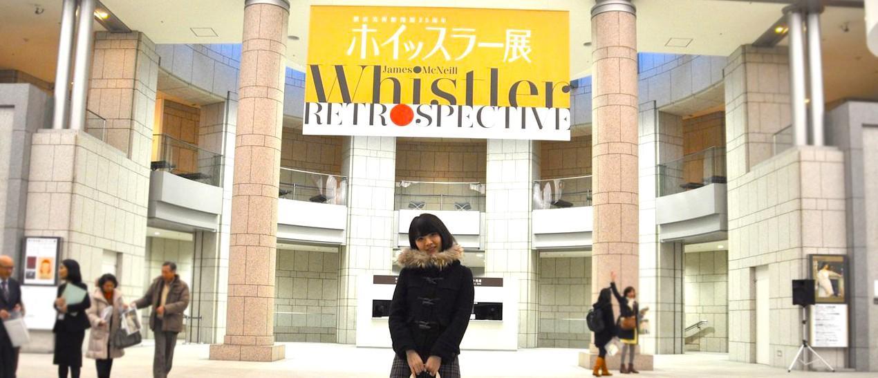 [前編] ホイッスラー展×国際音楽祭NIPPON×girls Artalkスペシャル 内覧会レポート