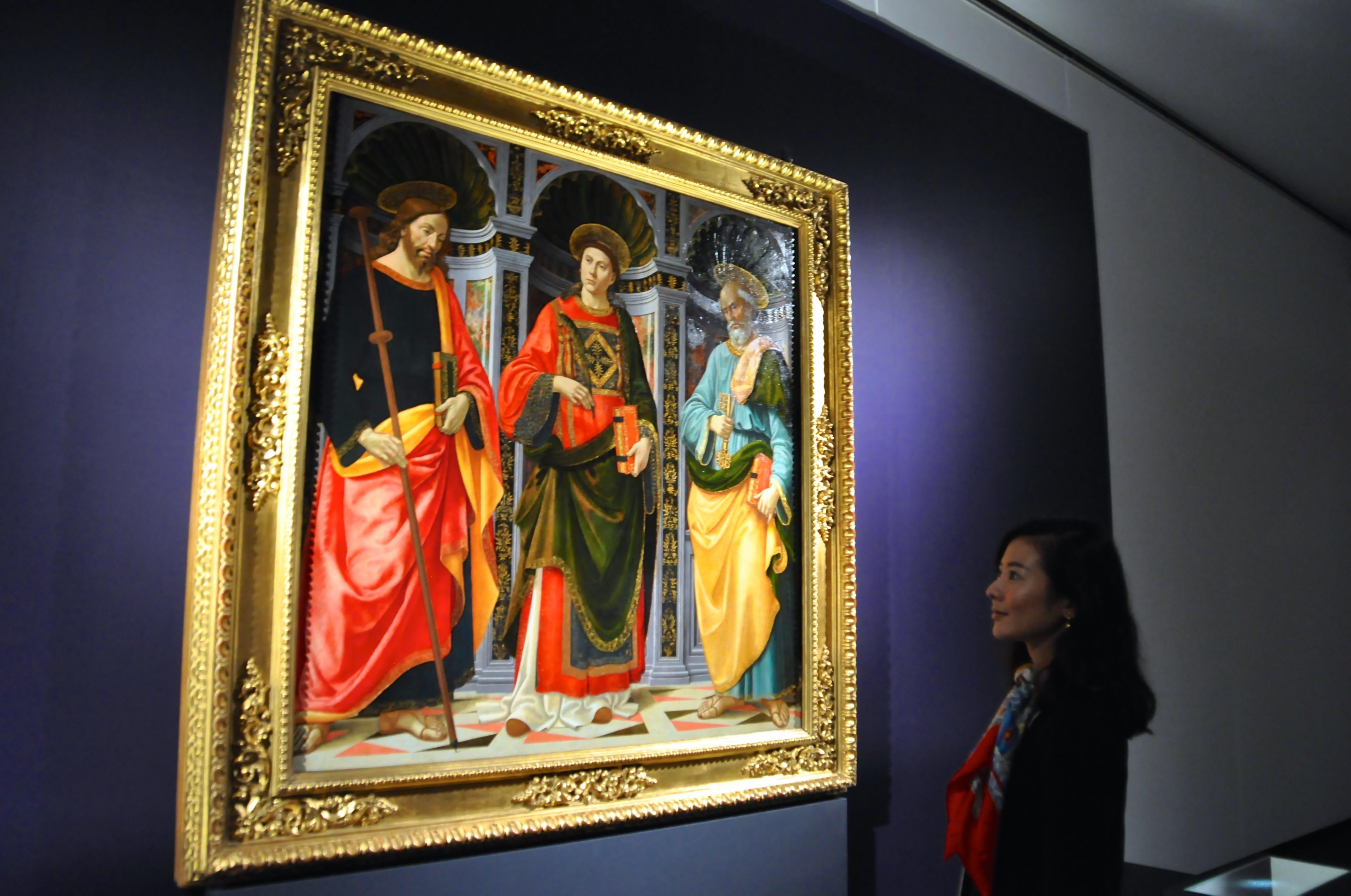 「ウフィツィ美術館展」に学ぶ、世界一美しい女神パラスのキレイの秘密