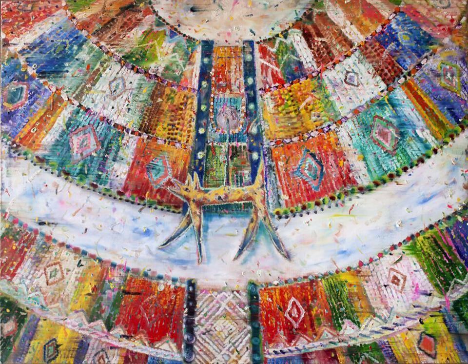 【今週のおすすめアート】「ART ROUND EAST ROUND」 地域×アトリエ×アーティスト 首都圏・郊外都市で活動する7名の平面作家による展覧会