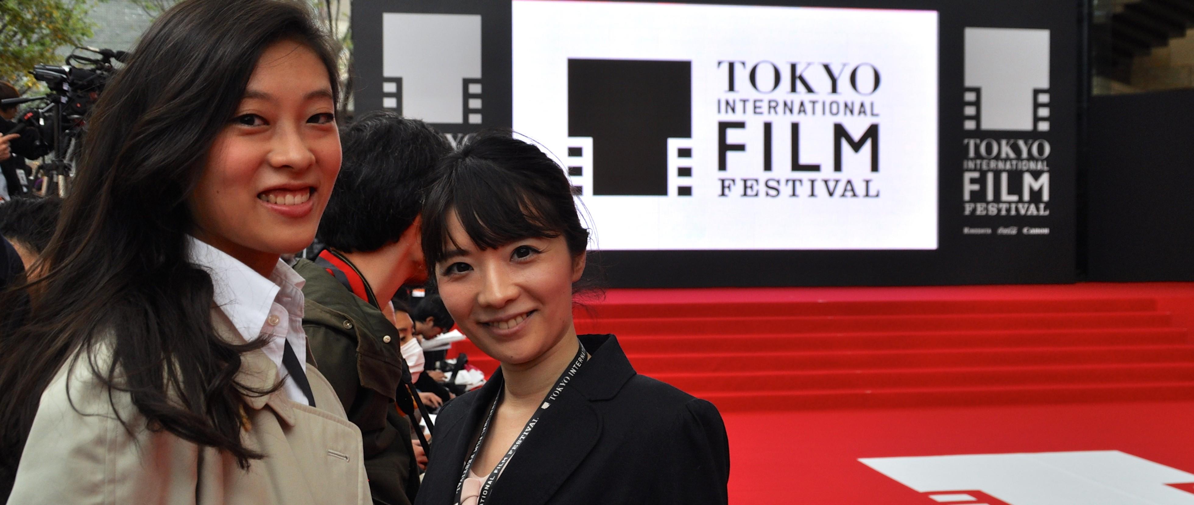 第27回東京国際映画祭 前編 「レッドカーペットから歌舞伎座まで♪ girlsArtalk的東京国際