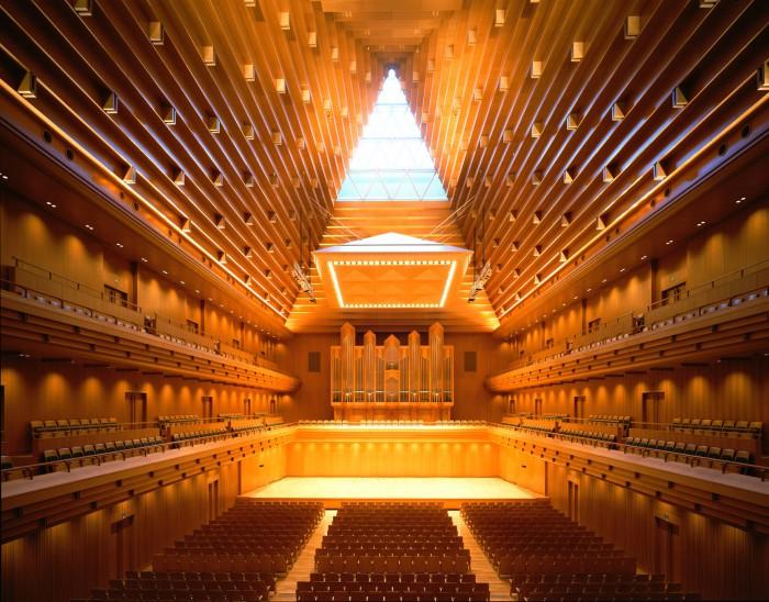 東京オペラシティ コンサートホール (Unicode エンコードの競合) (1)