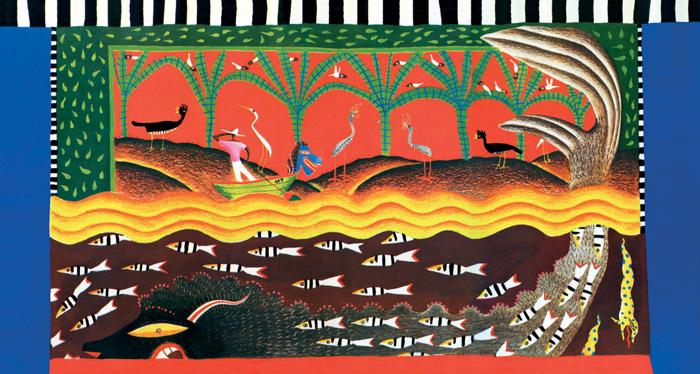 【今週のおすすめアート】旅する芸術家 ホジェル・メロ 展