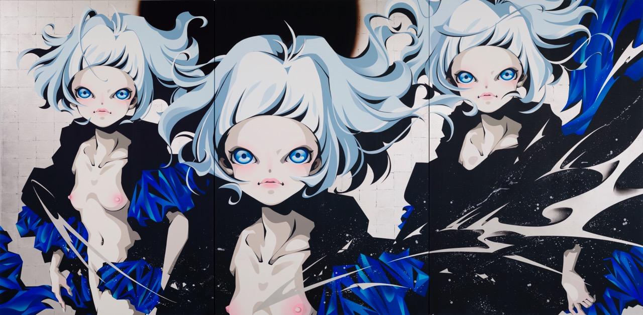 【今週のおすすめアート】松浦浩之個展『Super Acrylic Skin- Trigonal Cl