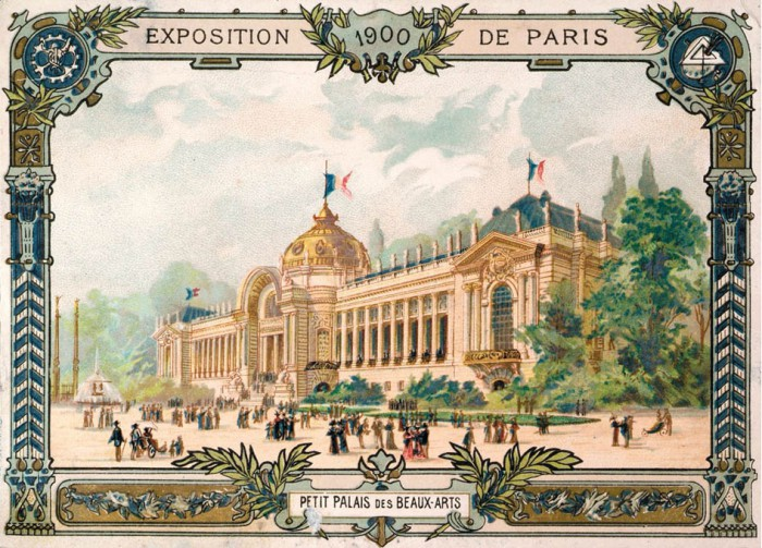 exposition universelle, Paris 1900,