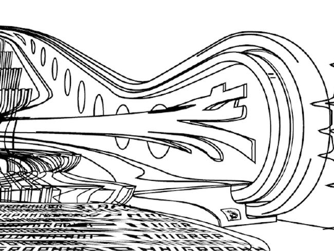 サウンドインスタレーション 東泉一郎 プロトタイピング moving sketches 【今週のおす