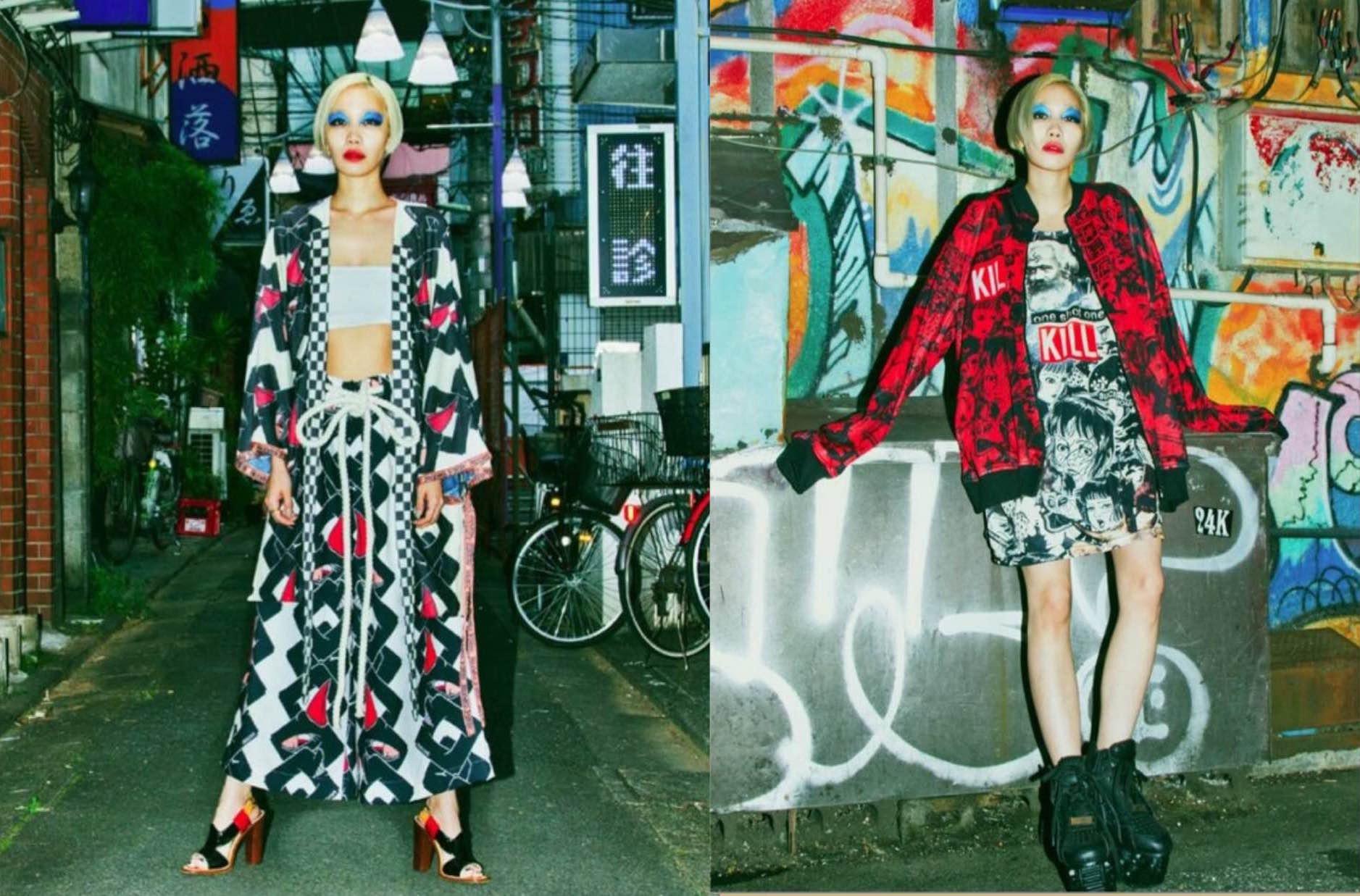 【ファッション】アートからファッションに!MEEWEEDINKEE 2016SS 展示会 11/27