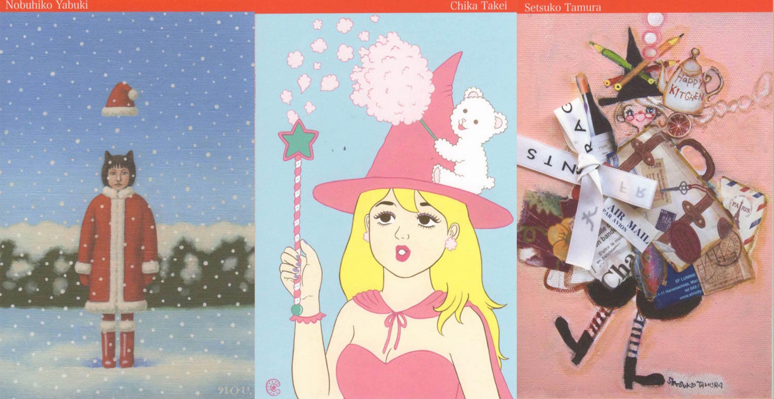 アートが織りなす Winter magic「冬の魔法」【今週のおすすめアート】