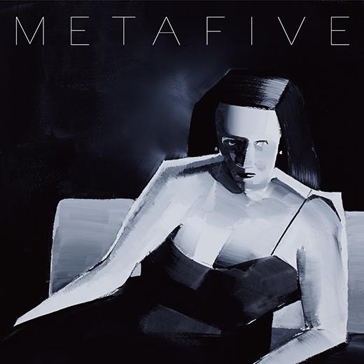 TOWA TEI×五木田智央が再びコラボ!1/13 発売 METAFIVE最新アルバム「META」【
