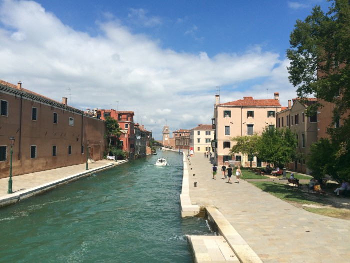 to Arsenale