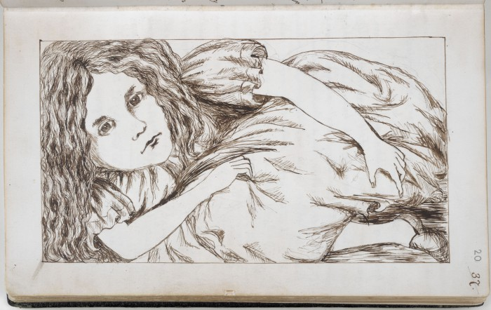 drawing-of-alice-from-lewis-carroll-manuscript-of-alice-adventures-under-ground