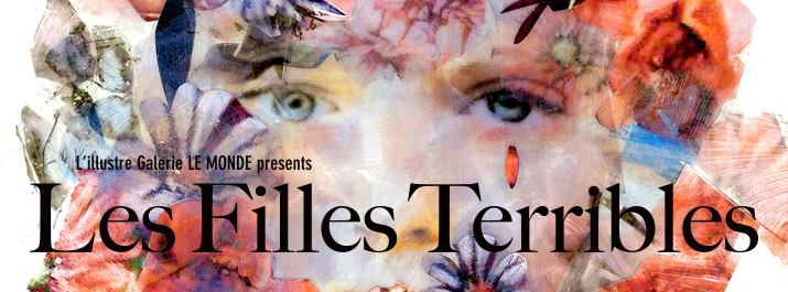 エロティシズム×girl Les filles Terribles〜恐るべき少女たち〜 【今週のおすすめアート】