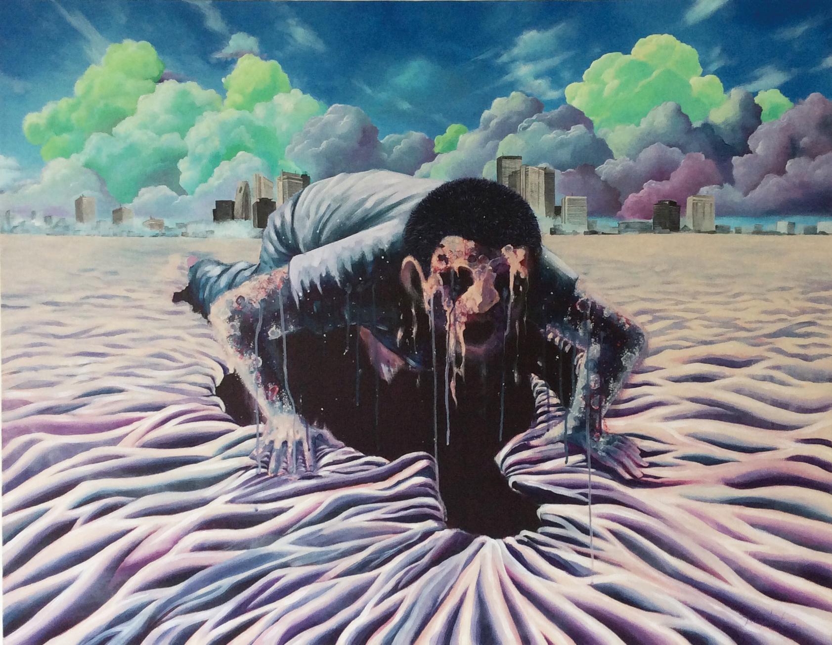 ファンシーな風刺画   野村 貴之 「Lambs To The Slaughter」【今週のおすすめ