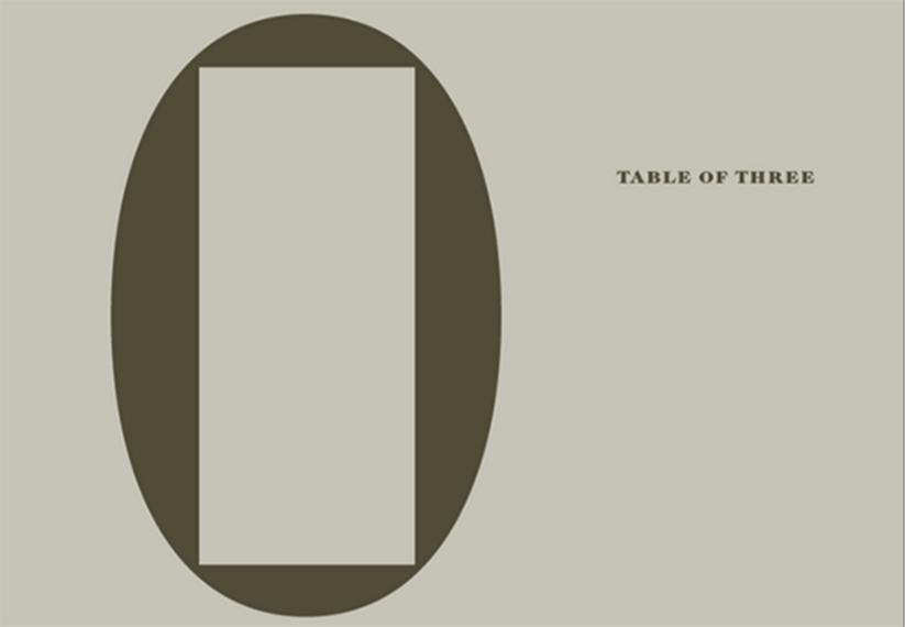 三人三色! TABLE OF THREE 小林正人 牧嶋タケシ 杉戸洋 【今週のおすすめアート】