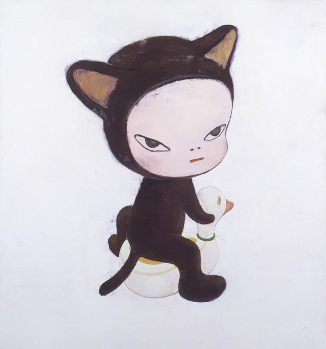 トリミング_4540_奈良美智_Harmless_Kitty
