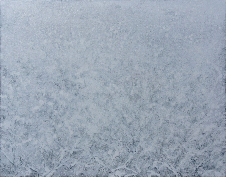 感覚を表現した作品   児玉靖枝 展 深韻 – 白 -【今週のおすすめアート】