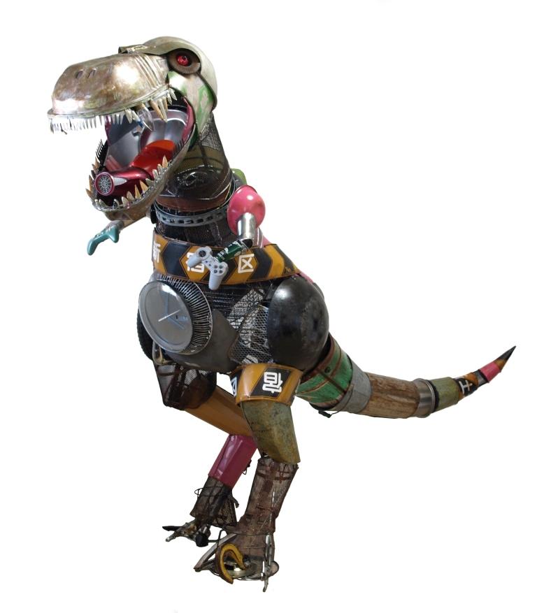 恐竜たちに会いに行こう! 富田菜摘展 ONCE UPON A TIME【今週のおすすめアート】