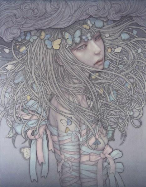 心の風景を描く 後藤温子 個展 - 空っぽの偶像 -【今週のおすすめアート】