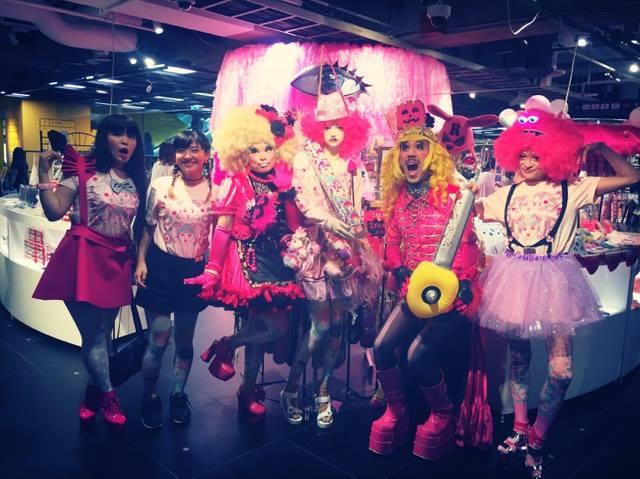 アートなハロウィン! tokone × 渋谷LOFT 「PINK JAMBOREE」【今週のおすすめ