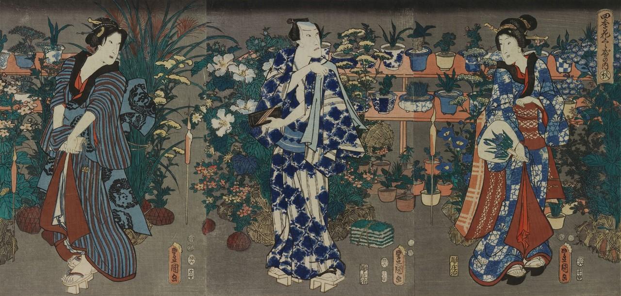 浮世絵に隠されたヒ・ミ・ツを探る 「花篭で学ぶ江戸の文化」【今週のおすすめイベント】