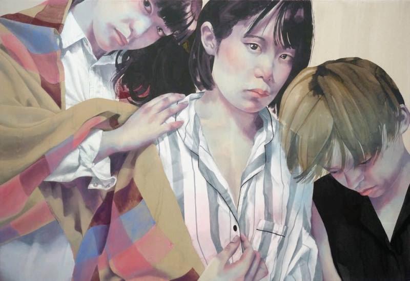 倉田明佳展 -poses and girls-【今週のおすすめアート】