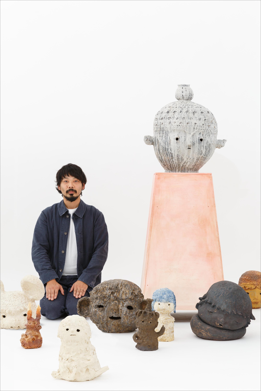 大谷工作室 僕が17歳の時、ジャコメッティの話を美術の先生に聞いて、彫刻に憧れて、僕は今、彫刻を作っ