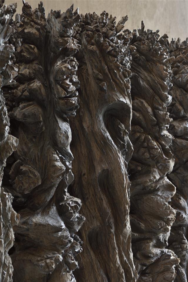 森と彫刻と 戸谷成雄  森 Ⅹ【今週のおすすめアート】