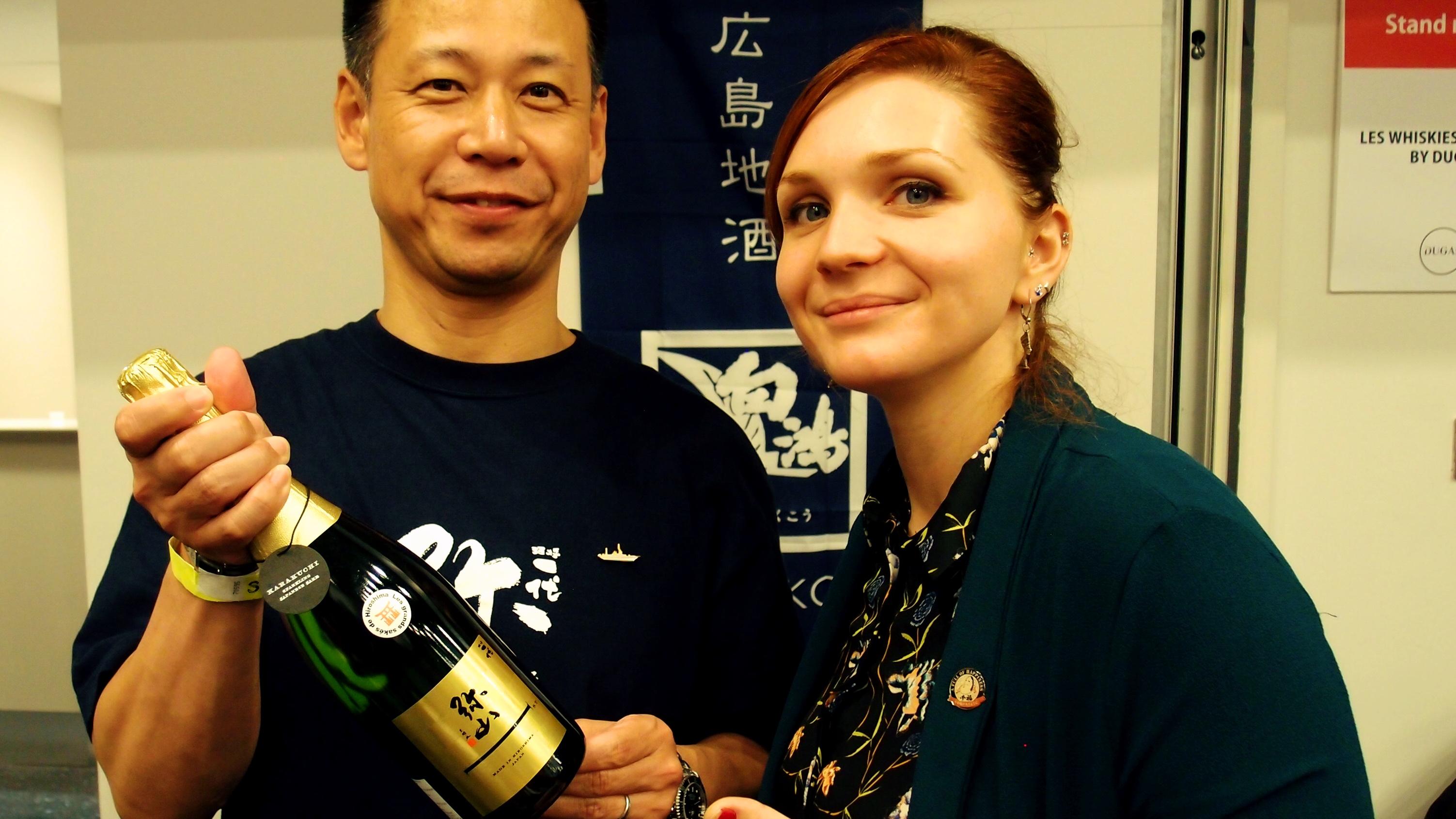 パリジャンの間で人気沸騰中?!サロン・デュ・サケで、ネクストヒットの日本酒を潜入捜査! Salon