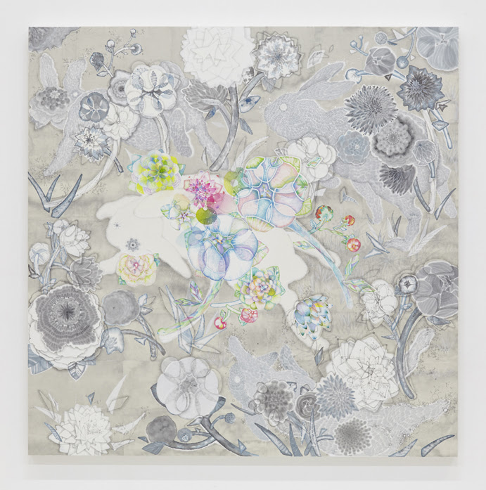 ロマンティックな透明感 染谷悠子展「花のひらく音を聴く」【今週のおすすめアート】