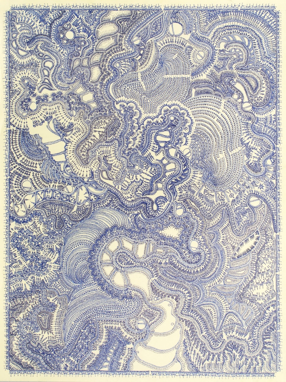 坂上チユキ展「陽性転移 第二章: 青い小品集」【今週のおすすめアート】