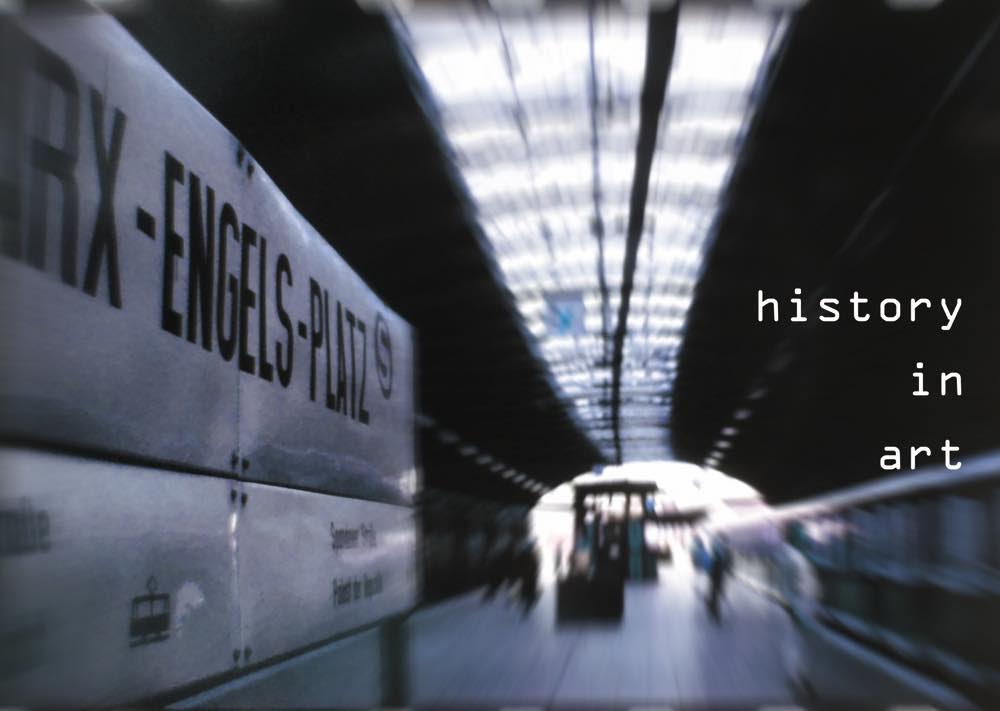 """現代アートが好きなら!history in art"""" pop up show at MKG【今週のお"""