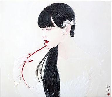 今を生きる美人画 丁子紅子個展-Wish- 【今週のおすすめアート】