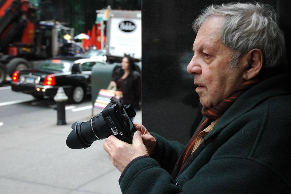 知らない人でも読めば行きたくなる!ニューヨークが生んだ伝説 写真家 ソール・ライター展