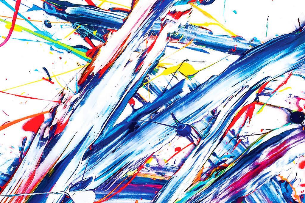 人生はイメージの中に在り!MEGURU YAMAGUCHI EXHIBITION「イメージの力」【今