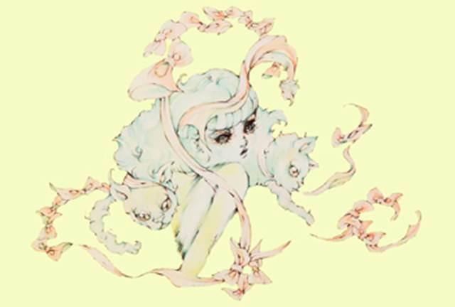 甘辛な乙女画♪ERICO個展「OTOME MANDARA」【今週のおすすめアート】