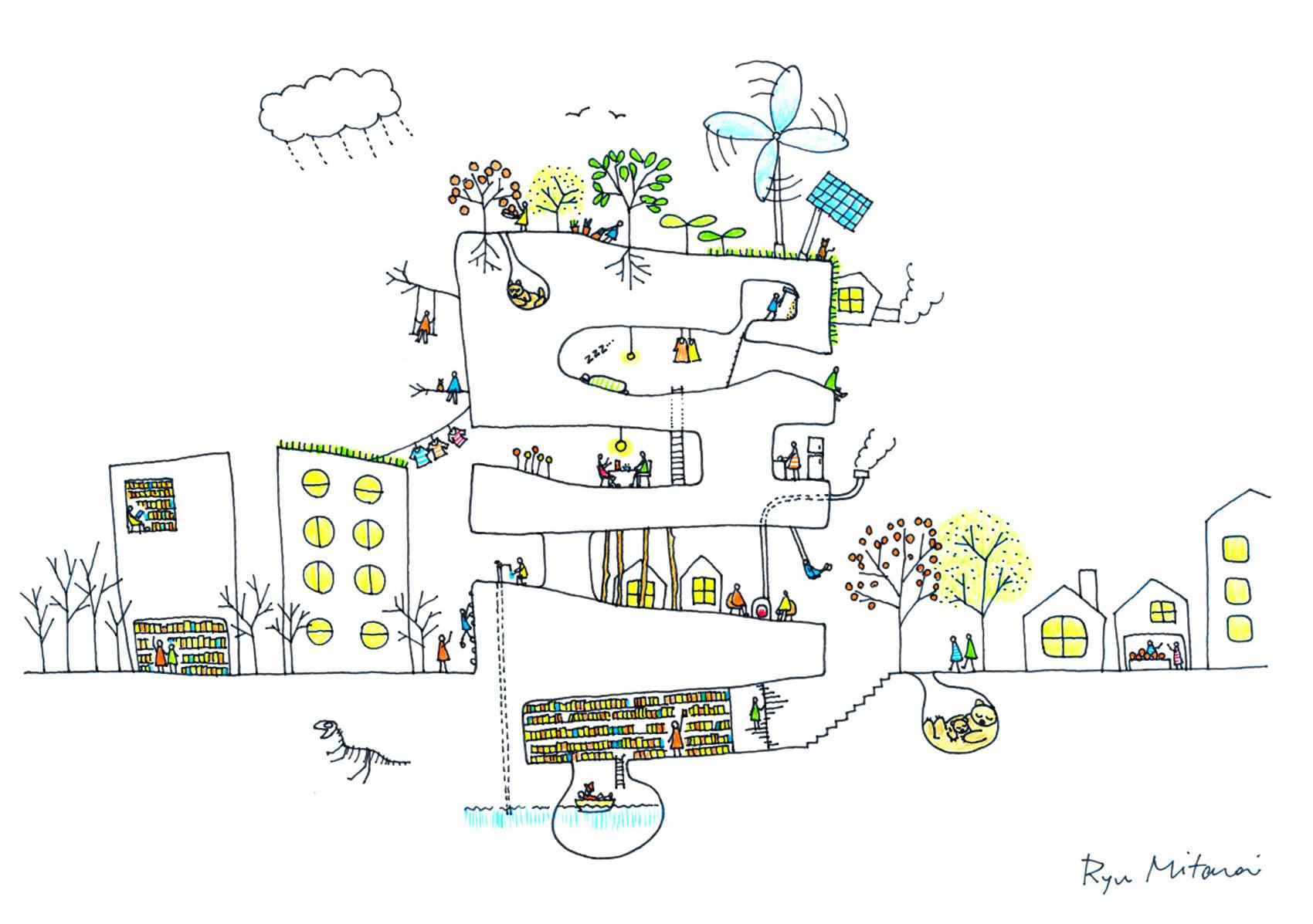 家は夢を紡ぐ…ユメイエ展:日本の若手建築家【今週のおすすめアート】