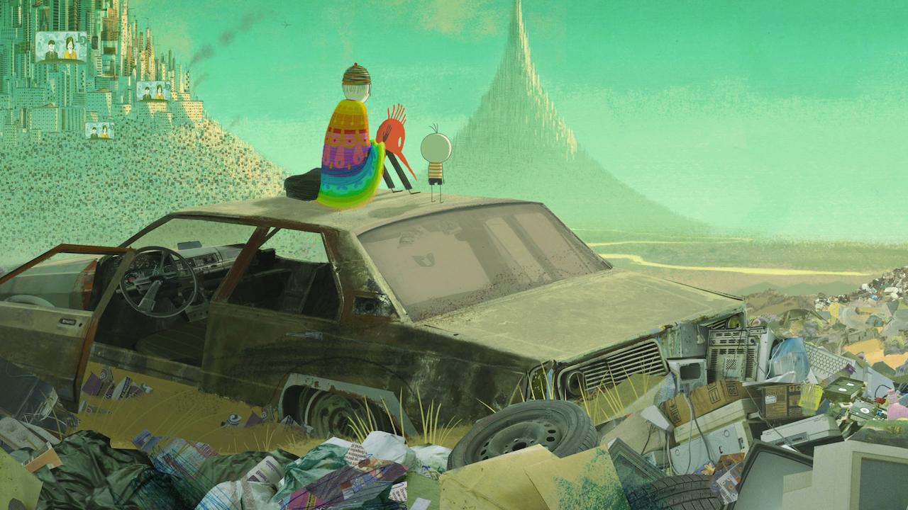 文化庁メディア芸術祭 アニメーション部門優秀賞受賞作品『父を探して』が再上映【今週のおすすめムービー
