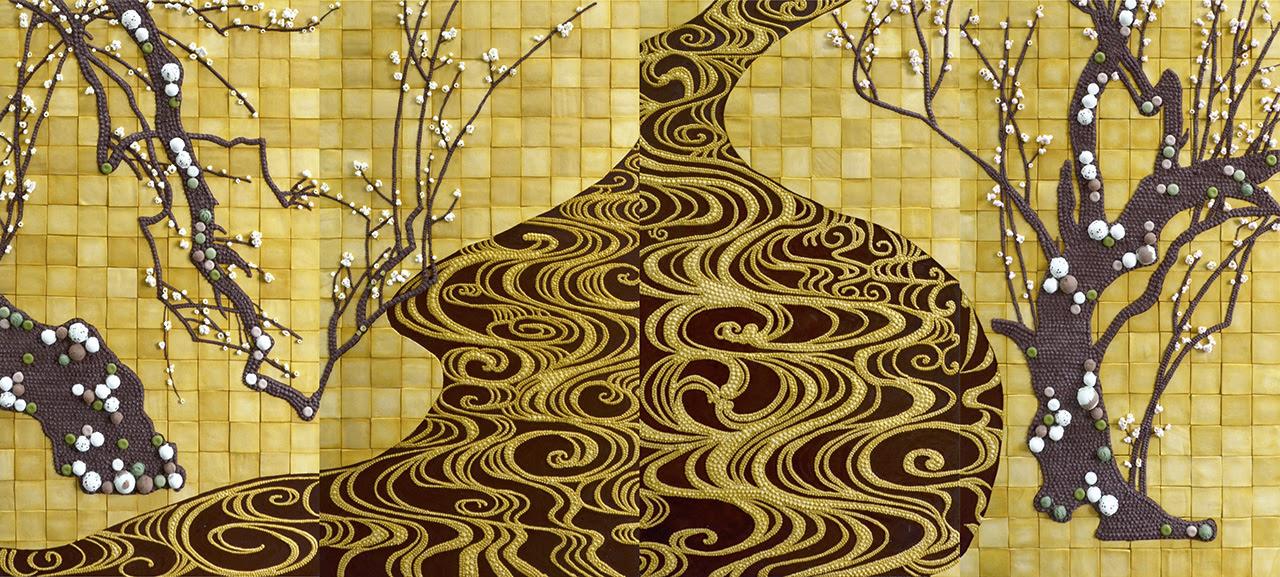 OKANO 六本木ヒルズ店ギャラリーにて、現代美術作家、渡辺おさむ展が開催されます。【今週のおすすめ