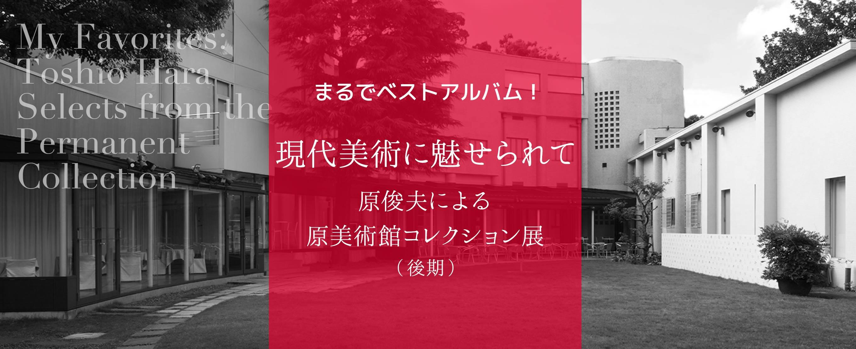 まるでベストアルバム!『現代美術に魅せられて―原俊夫による原美術館 ...