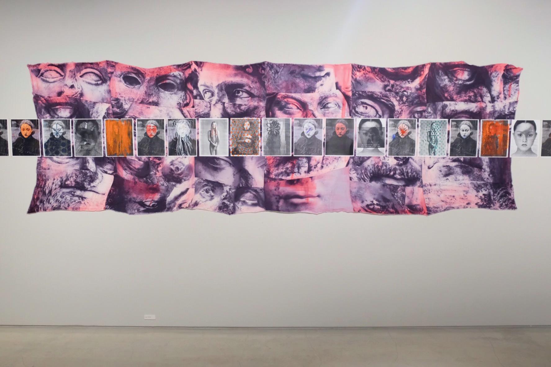 ウォーホルから新進気鋭作家まで、豪華なラインナップの社会派展示『Defacement』
