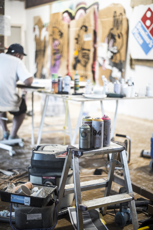 ストリートアーティスト・TENGAone個展「盲点—blind spot—」【今週のおすすめアート】