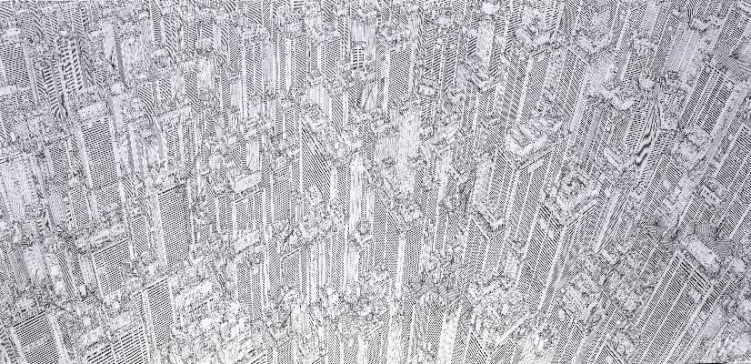 都市風景を各アーティストが表現『Contemporary Cityscapes vol.2』【今週の