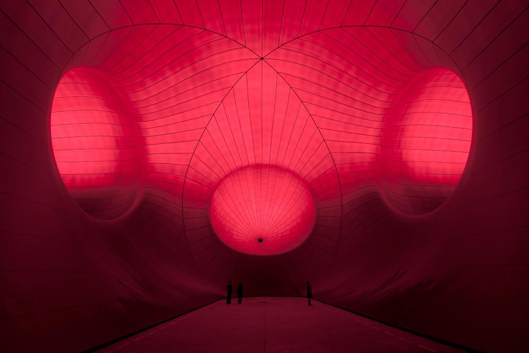 現代美術の最注目アーティストが大分に上陸中!アニッシュ・カプーア in BEPPU【おすすめアートイ