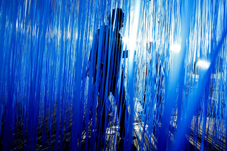 あなたが巨匠の作品の一部に ヘスス・ラファエル・ソト展