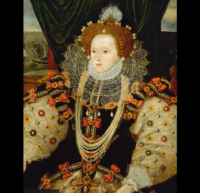 1 世 エリザベス