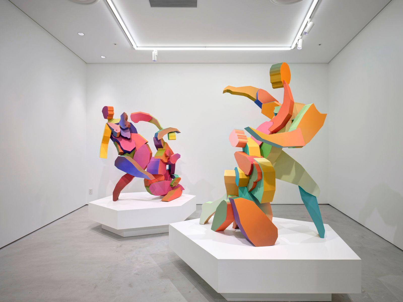 【おすすめアート】テクノロジーを駆使した新世代のアーティスト、ジョナサン・チャプリンの新作個展が2会