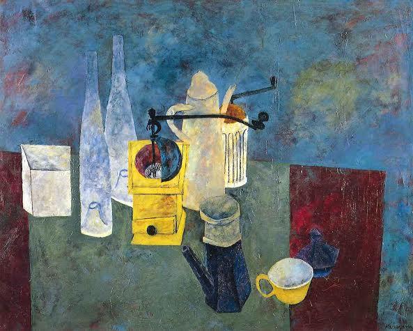 【今週のおすすめアート】金山康喜のパリ ―1950年代の日本人画家たち