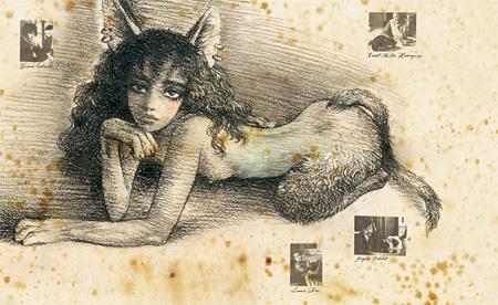 【今週のおすすめアート】~おしゃべりな猫たち~ 宇野亞喜良展 @銀座三越