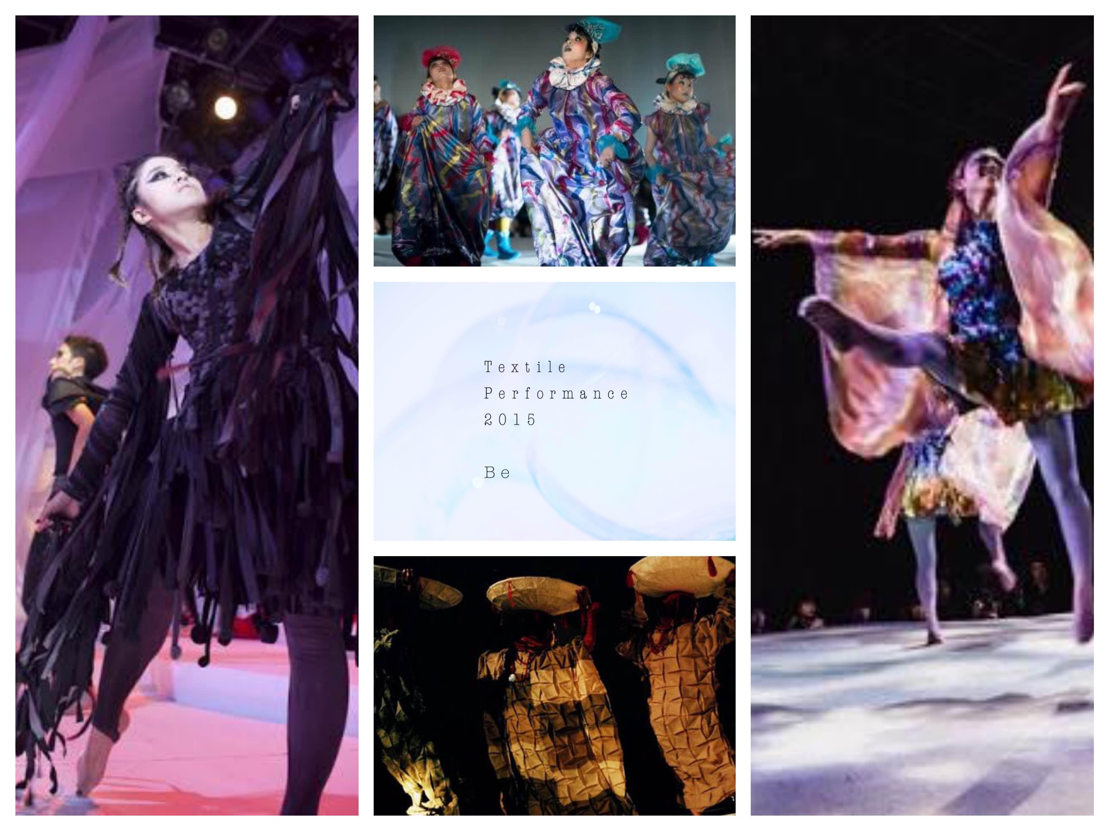 ヤリビ館長コラムvol.5  ー多摩美術大学 芸術祭 Textile Performanceー