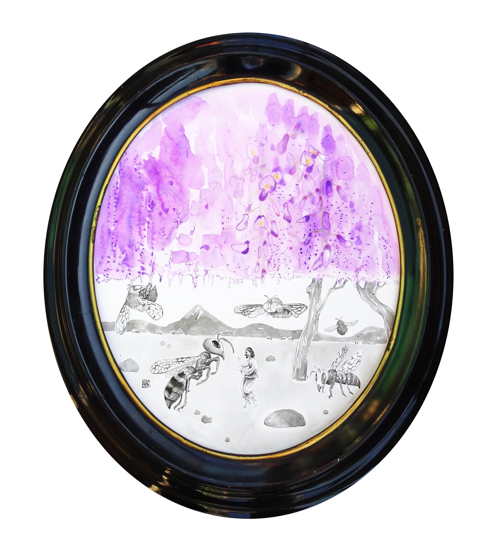 新作必見! 河原シンスケ 新作個展「神話の花たち」【今週のおすすめアート】