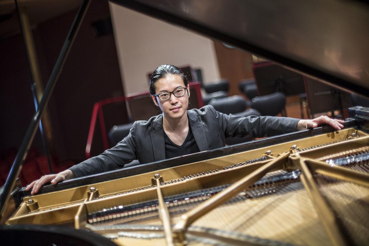 【音楽】ピアニスト反田恭平、11月に待望のセカンドアルバムをリリース!  2017年4月には国内ツア